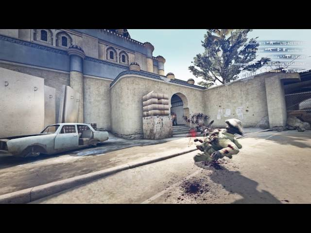 Cs:go Edit 5k Rush Tr Dust 2