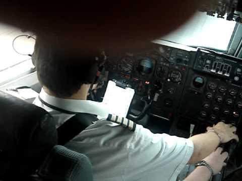 Kaj E, B747 Take Off from Taskent