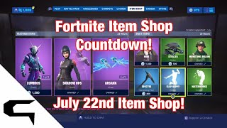 Gifting Skins!! FORTNITE ITEM SHOP COUNTDOWN July 22nd item shop Fortnite battle royale