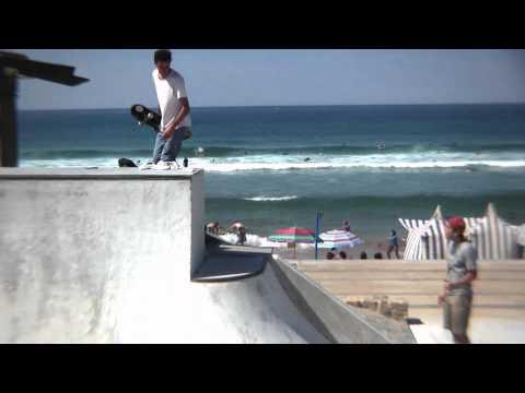 Summer stop Defocus Skateboards