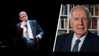 """Klaus von Dohnanyi: """"Habe schon vor einem Jahr gesagt: Schulz kann das nicht"""""""