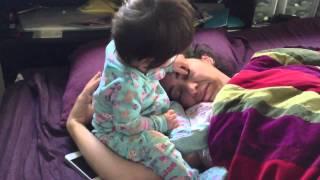 Mommy! Wake up