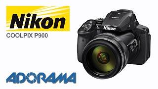 Nikon COOLPIX P900: Product Overview with Marcin Lewandowski