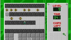 DO YOU REMEMBER?- Windows 95 Games 2- Chip's Challenge