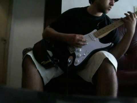 guitarra: Improvisación en Lam Sebastian