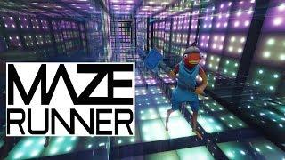 IMPOSSÍVEL escapar labirinto curso de obstáculo no Fortnite Creative (com código)