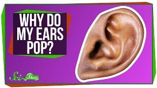 Why Do My Ears Pop?