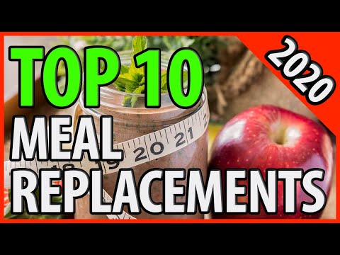 ⭐️✔️ Best Meal Replacement Shakes 2020 | TOP 10 ����⭐️
