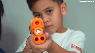Baixar UNBOXING TOYSREVIEW LOL SURPRISE! LEGO! NERF Gun!! | TheRempongsHD