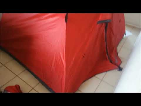 Carpa Mountain Gear (PRO LINE) TENT 3P Unboxing