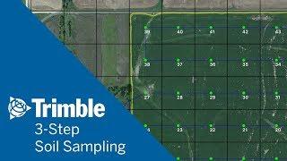 3 Einfache Schritte, um Bodenproben (Desktop & Mobile) mit der Trimble Software Ag