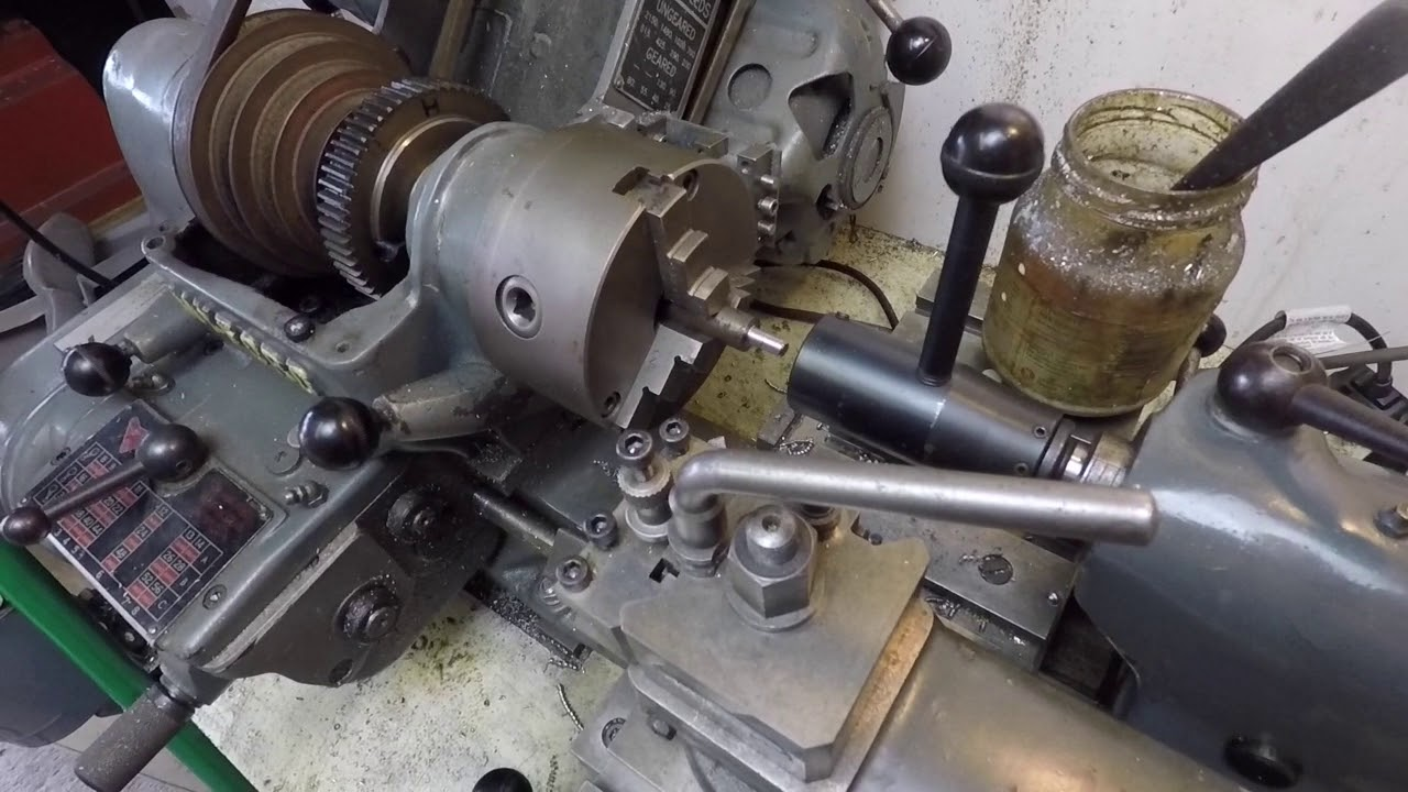 dating myford lathes