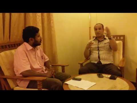Interview with Dr. Jamal BouTaib (Morocco), June 2015