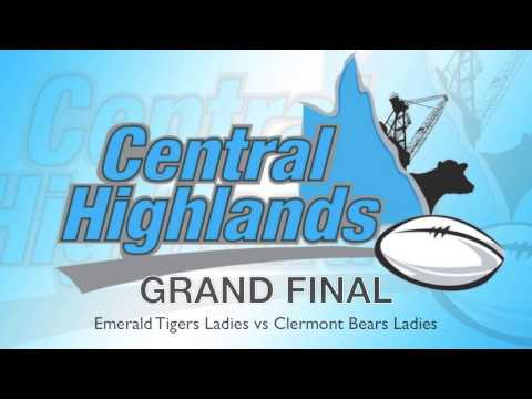 2016 Central Highlands Women's Grand Final