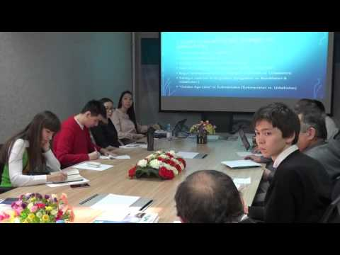 Water Management in Central Asia