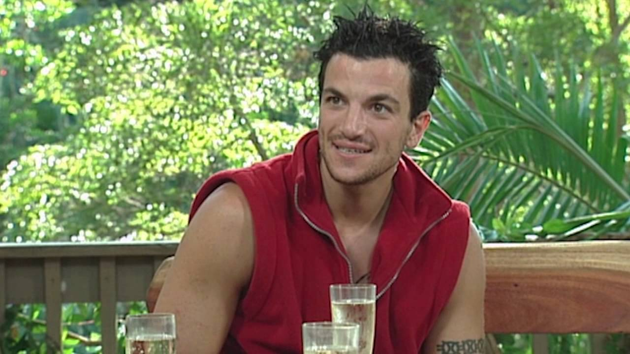 Peter Andre opens up about his Mental Health & Therapy ...