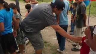 Missions trip Monjas, Guatemala