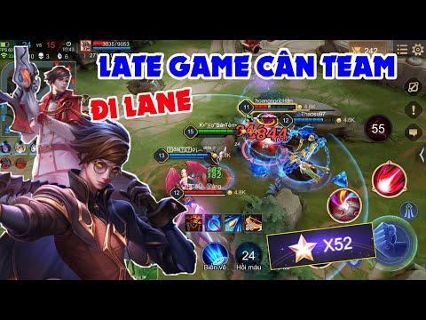 Xạ Thủ Late Game Cân Cả Bản Đồ | Thorne Đi Lane Rank Cao Thủ | Liên Quân