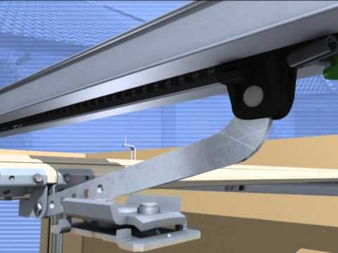 Motorisation porte de garage limus one g70 g80 youtube - Motorisation de porte de garage sectionnelle ...