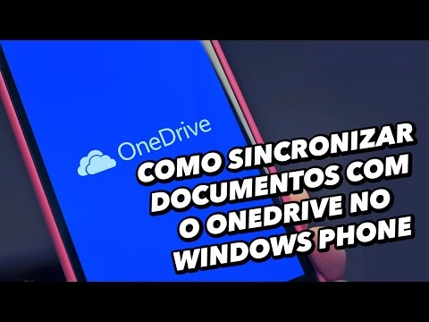 Como Sincronizar Documentos Com O OneDrive No Windows Phone - TecMundo