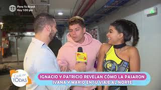 Ivana Yturbe y Mario Irivarren: Así Ignacio Baladán los pu...