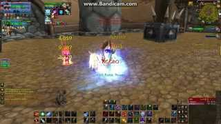 WoW frost dk ret pally 2s arena MoP 5.3