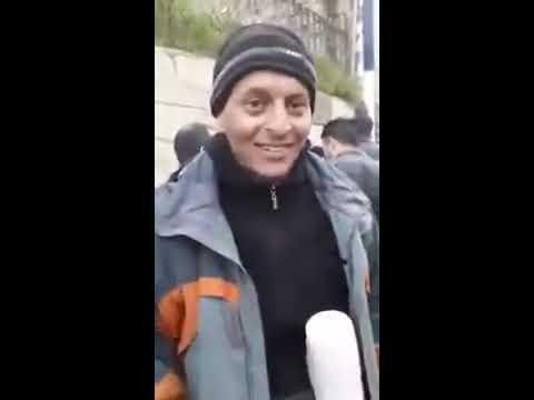 الممثل حمزة القناوي يعمل كبائع شاي لتوفير دخل .  - نشر قبل 7 ساعة