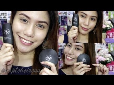 ♡ BB Cream & Cake Powder Review- Fanny Serrano