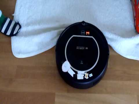 Profimaster robot youtube for Aspirateur robot intex