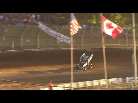 Dominic Scelzi 9-1-17 Qualifying WoO Skagit Speedway Alger, WA