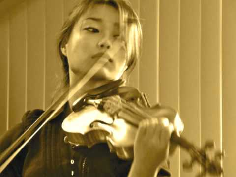Soyoung Yoon - Sibelius Violin Concerto Live 3rd Mov