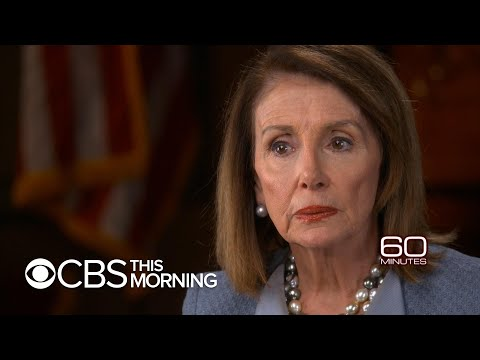"Nancy Pelosi: ""The power of the speaker is awesome"""