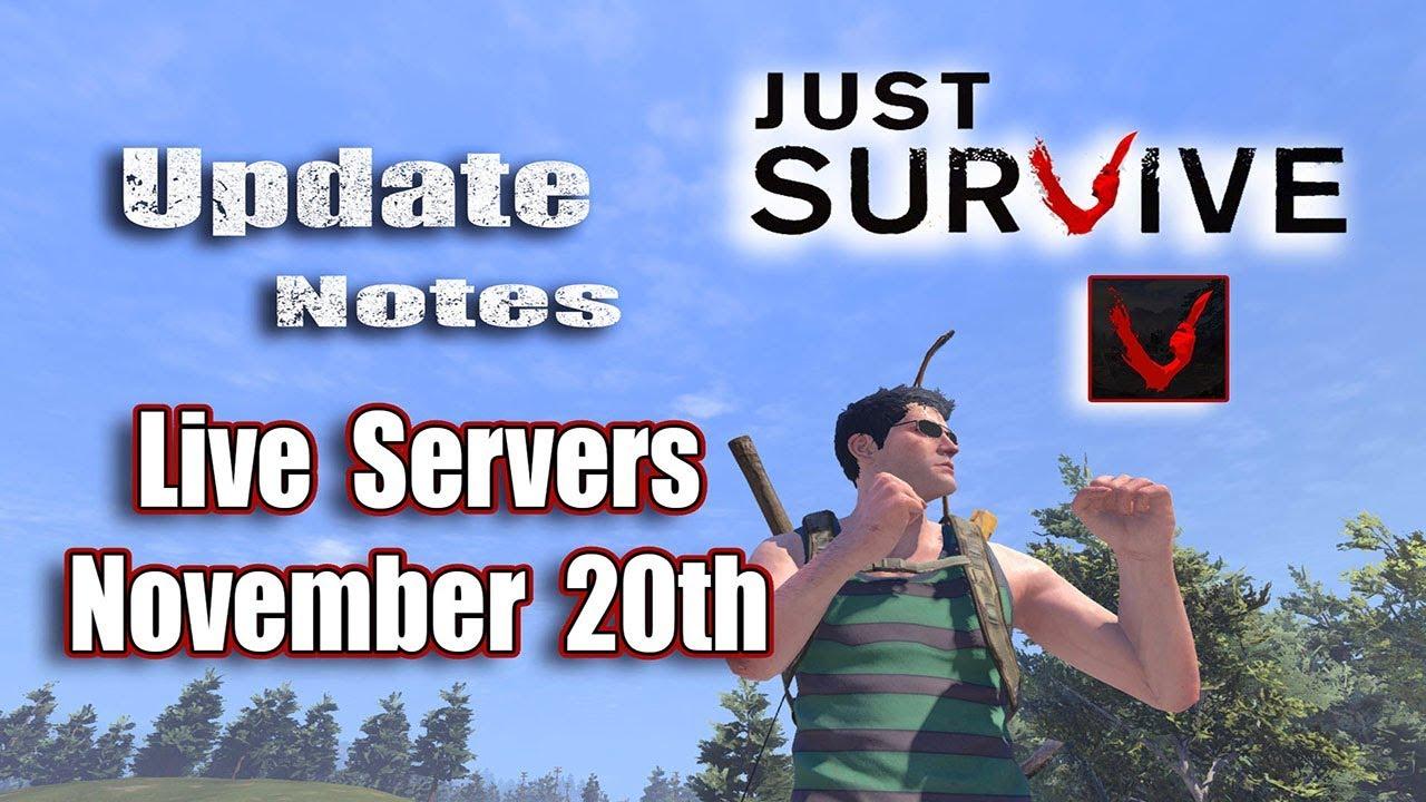 h1z1 november update
