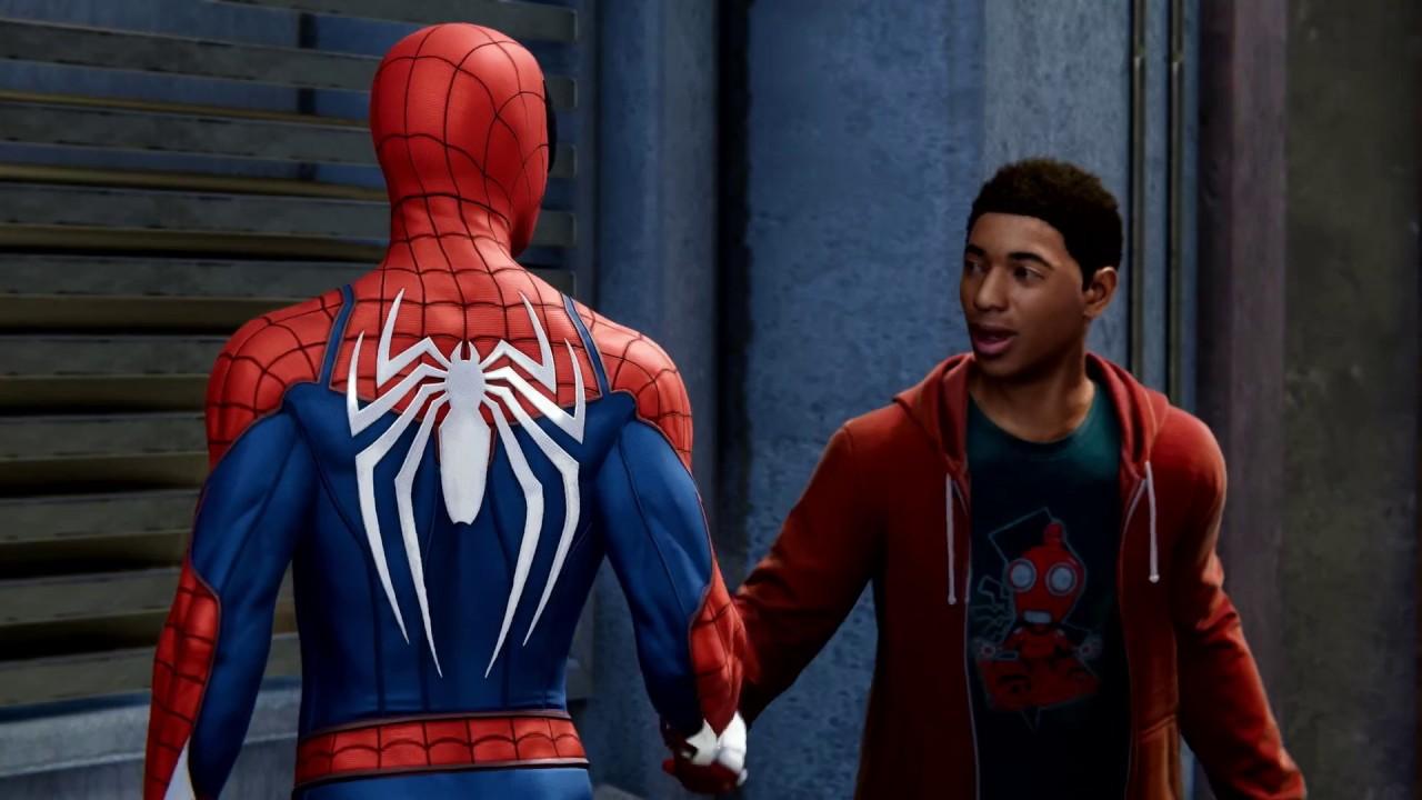Spider-Man Accolades Trailer