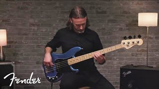 American Performer Precision Bass | American Performer Series | Fender