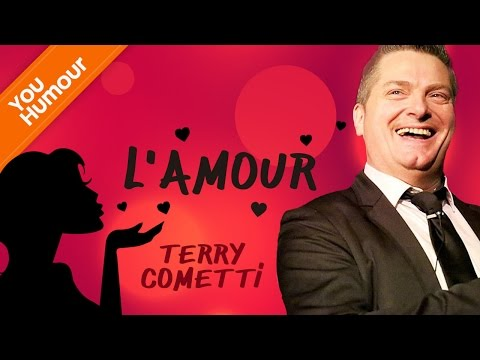 TERRY COMETTI - L' amour