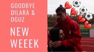 Goodbye Dilara & Oguz & Hello New Week WIMPERNLIFTING & BABYKATZEN VLOG KUBRAXDENIZ