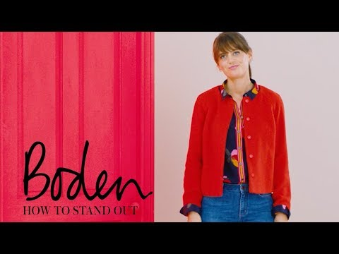 Boden AW17: How to stand out on a date