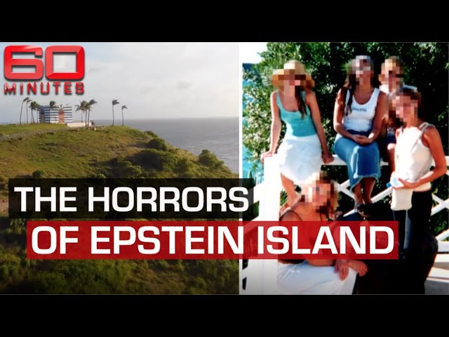 What really happened on Jeffrey Epstein's private island? | 60 Minutes Australia