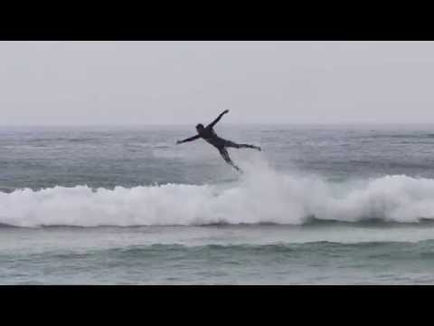 Peniche, Portugal - Surf Trip 2015 - Supertubos Waves Offsho