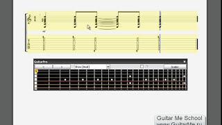 Початковий курс по Guitar Pro 6. Урок 15 - ГІТАРНИЙ БІЙ