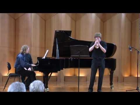 Michael Haydn Trumpet Concerto no. 2 in C- Josh Rogan and Peter de Jager