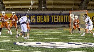 CAL Bears vs Texas Longhorns Lacrosse 2018
