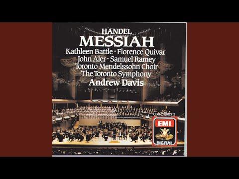 Handel: For Unto Us A Child Is Born (Live)