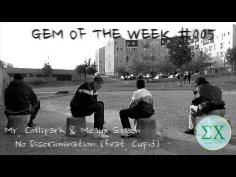 [TRAP | HIP-HOP |TWERK]Meaux Green & Mr. Collipark - No Discrimination (feat. Cupid)
