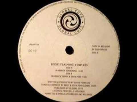 """Eddie """"Flashin"""" Fowlkes - Warwick (Remy & Sven Remix) [1993]"""