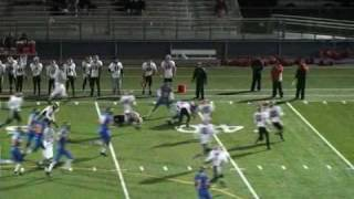 #4 TJ Jackson 2010 Highlight video