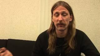 Graveyard Interview - Rikard (part 1)