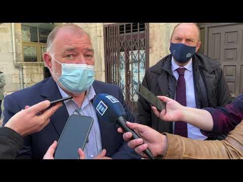 VÍDEO Visita del vicepresidente Juan Cofiño a Ribadesella