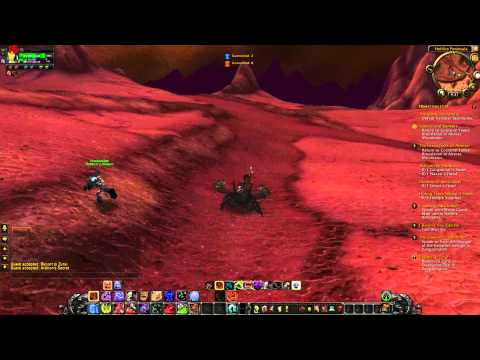 WoW Outland - Arelion´s Secret